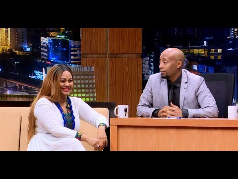 Seifu on EBS Enterview with Artist ABi Lakew