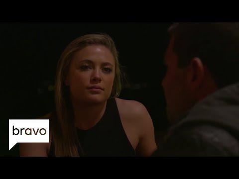 Below Deck Mediterranean: Wes Asks Malia About Her Past with Adam (Season 2, Episode 14) | Bravo