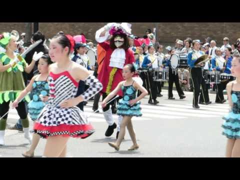 SWEET BAMBI's/横浜市立下野庭小学校・2016ザよこはまパレード