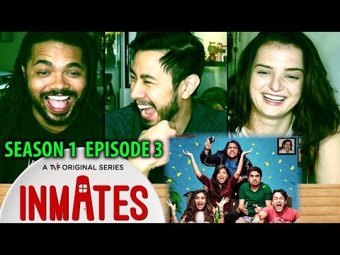 Download TVF INMATES | S01E03 | Reaction w/ Chuck & Olena! HD Mp4 3GP Video and MP3