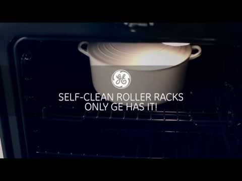 Self Clean Heavy Duty Roller Rack