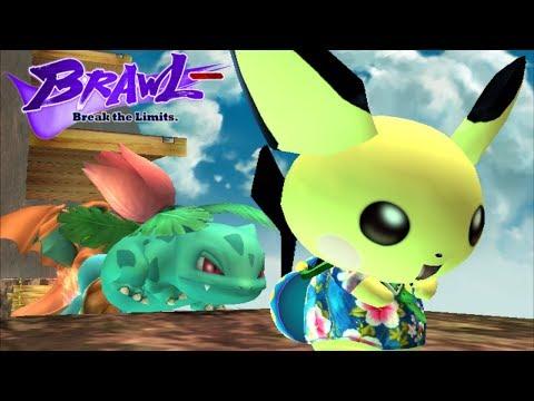 Classic Brawl Minus (видео)