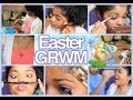 Get Ready With Me: Easter Hair, Makeup, and Outfit!