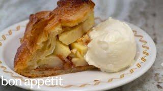 Lezatnya Apple Nut-Butter Puff Pastry Ini!
