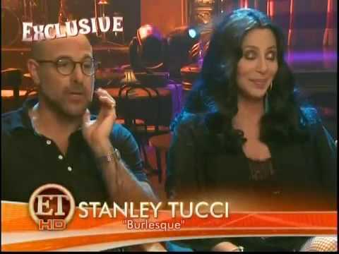 Behind the Scenes of Burlesque 2010 (видео)