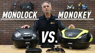 9. GIVI Monolock vs. GIVI Monokey | What's The Difference? | TwistedThrottle.com