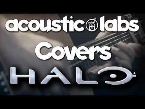 Halo Theme – Acoustic Guitar – Fingerstyle Solo
