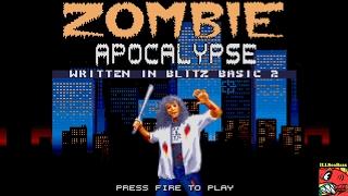 Zombie Apocalypse (Amiga Emulated) by ILLSeaBass
