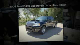 Ford F-150 SuperCrew Lariat Jack Roush Edition in Dallas