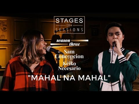 "Keiko And Sam - ""Mahal Na Mahal"" Live At The Stages Sessions"