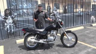 8. Pre-Owned 2008 Nighthawk 250
