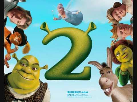 Shrek2 - Chcę bohatera lyrics