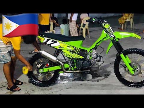 Philippines Best Honda XRM125 Trail/Motocross Set up 🇵🇭