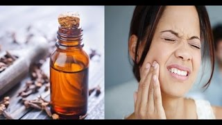 TOOTH PAIN DISAPPEARS IN A FLASH : THIS IS THE BEST NATURAL REMEDY FOR A TOOTHACHE