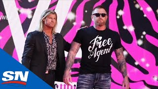 Heath Slater's Surprising Return On RAW Turns Heads | Aftermath by Sportsnet Canada