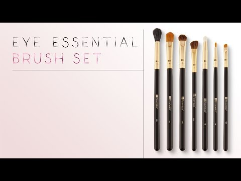 BH Cosmetics BH Cosmetics Eye Essential 7 Piece Brush Set