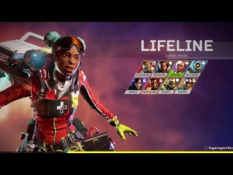 Leadership quotes - Apex Legends - Lifeline Character Selection Quotes