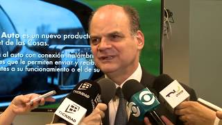 Lanzamiento de Antel Auto, servicio para el mercado automotriz