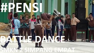 Video #Pensi Battle Dance MP3, 3GP, MP4, WEBM, AVI, FLV Juni 2018