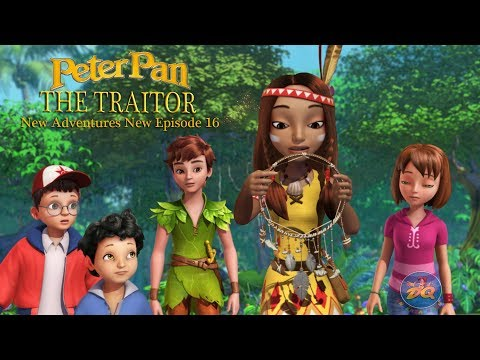 Peterpan Season 2 Episode 16 The Traitor  | Cartoon |  Video | Online