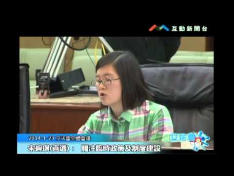 宋碧琪20140123立法會議
