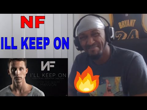 FIRST TIME HEARING   NF ( I'll Keep On Audio) ft  Jeremiah Carlson   ((REACTION))