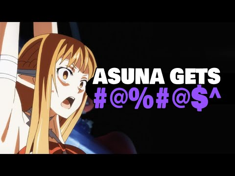 Everything Wrong With: Sword Art Online (Alfheim Arc) (видео)