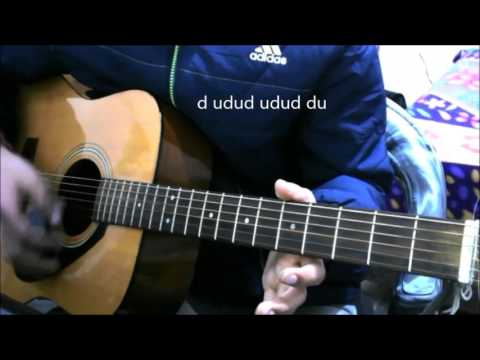 Any One Can Play These Songs Part 2 – Just 1 Pattern Bollywood Guitar lesson Super Beginners