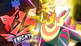DRACOZOLT DOESN'T MISS! BL KNIGHTS #6 POKEMON SWORD AND SHIELD by Thunder Blunder 777