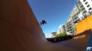 Skatedemo Tony Hawk i Oslo. Gumball 3000 i Norge.