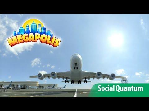 Мегаполис игровой  трейлер