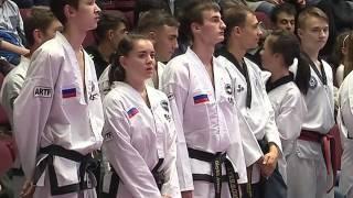 Телеканал «Санкт Петербург» — Новости —Фестиваль боевых искусств Кубок Балтийского моря 2016