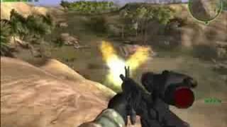 Delta Force: Xtreme videosu