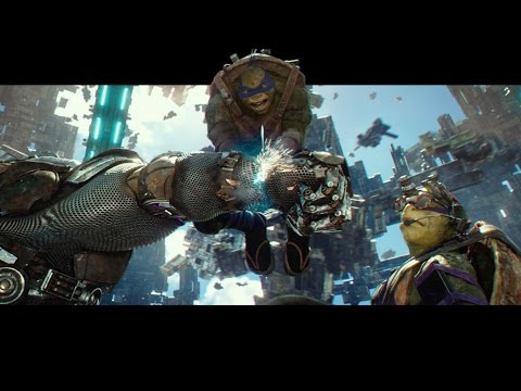 Teenage Mutant Ninja Turtles: Out of the Shadows (IMAX TV Spot 2)