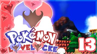 Pokemon LoveLocke Let's Play w/ aDrive and aJive Ep13 YO ADRIAN!! | Pokemon ORAS by aDrive