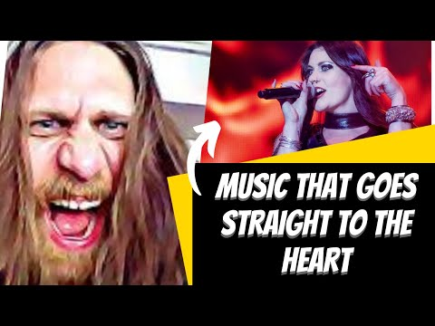 ENCHANTING! Nightwish -  Wish I had an Angel (REACTION!)