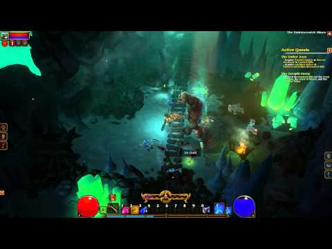 revisiting torchlight - Totalbiscuit takes a fresh look at the previously covered Torchlight 2 Beta from the perspective of a higher level Outlander Class. Previous Torchlight 2 vid...