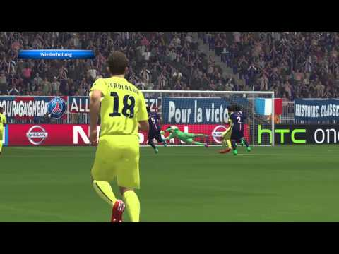 PES 2015◆ Paris St. Germain vs. FC Barcelona (Champions League) HD DeutschPrognose