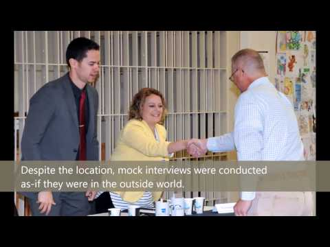 WA Correctional Industries Mock Interviews WCC June 2015