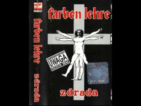 Tekst piosenki Farben Lehre - Pogero. po polsku