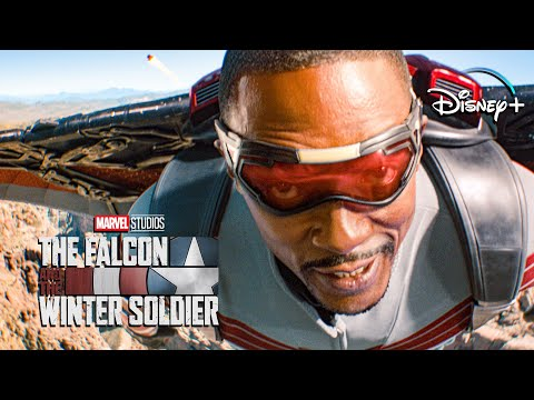 THE FALCON AND THE WINTER SOLDIER Trailer 2 (2021) Disney+
