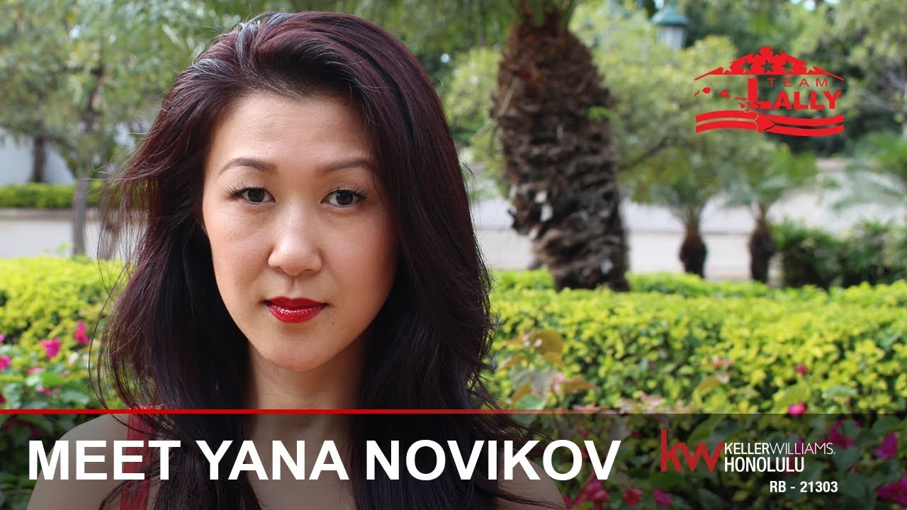 Meet Yana Novikov