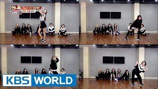 Video Unnie's dance homework that amazed the teachers [Sister's Slam Dunk Season2 / 2017.04.14] MP3, 3GP, MP4, WEBM, AVI, FLV Desember 2017