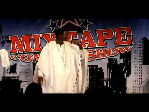 Mixtape Comedy Show - Michael Blackson