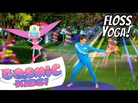 Fairy Floss | A Cosmic Kids Yoga Adventure