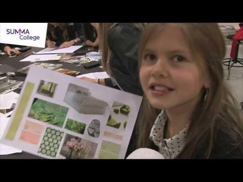 Summa Wonen & Design: kinderen ontwerpen slaapkamer