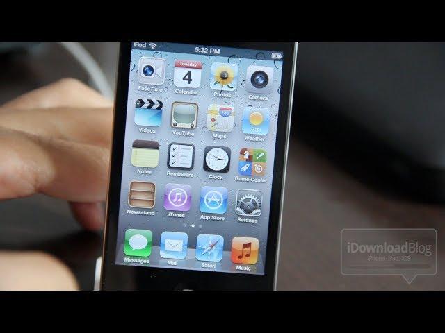 How to Jailbreak iOS 5 GM Using RedSn0w