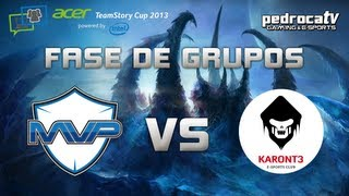 Nonton MVP vs Karont3  Jogo 1 - Acer TeamStory Cup 2013 Film Subtitle Indonesia Streaming Movie Download