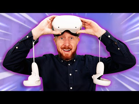 Oculus Quest 2 Setup, Unboxing & Tips