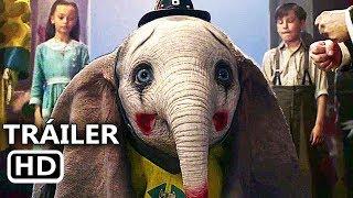 Video DUMBO Tráiler Español DOBLADO (Tim Burton, 2019) MP3, 3GP, MP4, WEBM, AVI, FLV Januari 2019